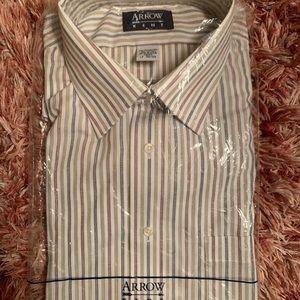 Arrow Kent Mens Dress Shirt